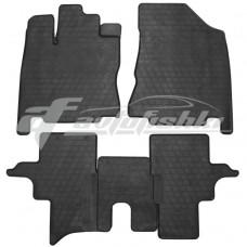 Резиновые коврики в салон Infiniti JX35 / QX60 2012-2020 Stingray
