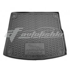 Резиновый коврик в багажник для Jaguar I-Pace 2018-... Avto-Gumm