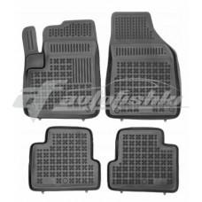 Коврики в салон резиновые для Jeep Cherokee KL 2013-... Rezaw-Plast
