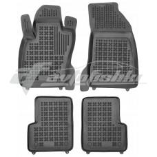 Коврики в салон резиновые для Jeep Renegade 2014-... Rezaw-Plast