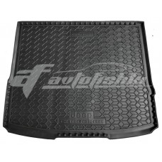 Резиновый коврик в багажник для Jeep Cherokee KL 2014-... Avto-Gumm