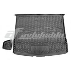 Резиновый коврик в багажник для Jeep Compass II 2017-... Avto-Gumm
