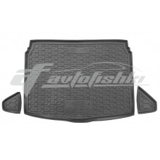 Коврик в багажник Kia Ceed Hatchback 2018-... (нижняя полка) Avto-Gumm