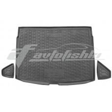 Коврик в багажник Kia Ceed Hatchback 2018-... (верхняя полка) Avto-Gumm