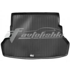 Коврик в багажник на Kia Rio III Sedan (седан) 2011-2017 Lada Locker