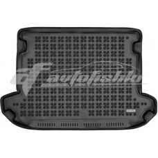 Коврик в багажник резиновый для Kia Sportage IV 2016-... Rezaw-Plast