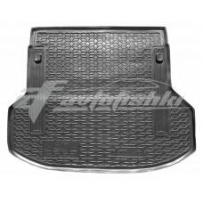 Резиновый коврик в багажник для Kia Ceed III SW / Kombi (универсал) (верхняя полка) 2019-... Avto-Gumm