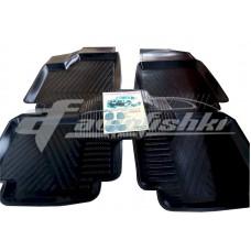Резиновые коврики на Lada (Ваз) Niva 2121 Украина