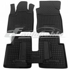 Резиновые коврики в салон для Lancia Ypsilon 2013-... Avto-Gumm