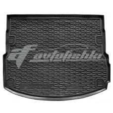 Резиновый коврик в багажник для Land Rover Discovery Sport 2014-2020 Avto-Gumm