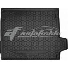 Резиновый коврик в багажник для Land Rover Range Rover Sport II 2013-... Avto-Gumm