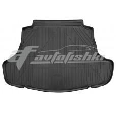Резиновый коврик в багажник на Lexus ES 2019-... Novline (Element)