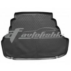 Резиновый коврик в багажник на Lexus ES 350 2006-2012 Novline (Element)