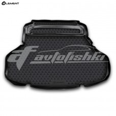 Резиновый коврик в багажник на Lexus ES 250 / 350 2012-2019 Novline (Element)