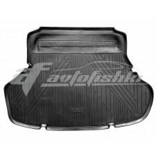Резиновый коврик в багажник на Lexus ES250 2015-2019 Novline (Element)