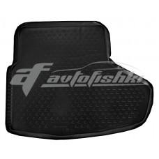 Резиновый коврик в багажник на Lexus IS 250 2005-2013 Novline (Element)