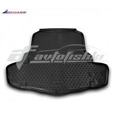 Резиновый коврик в багажник на Lexus RC 350 2014-2019 Novline (Element)