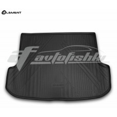 Резиновый коврик в багажник на Lexus RX IV 300 / 350 / 200t / 270 / 450h 2015-... Novline (Element)