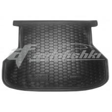 Резиновый коврик в багажник для Lexus RX 300/330/350/400h 2003-2009 Avto-Gumm