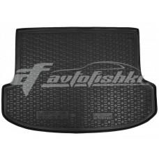 Гумовий килимок в багажник для Lexus RX III 350 / 450h USA (американська версія) 2009-2015 Avto-Gumm