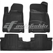 Резиновые коврики в салон для Lexus RX III 350/450h USA (американская версия) 2009-2015 Avto-Gumm