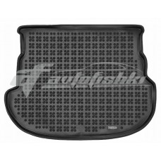 Коврик в багажник резиновый для Mazda 6 Hatchback (хетчбэк) 2002-2008 Rezaw-Plast