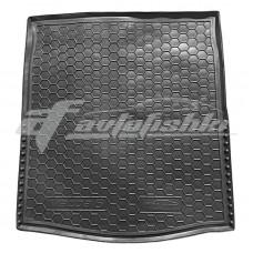 Резиновый коврик в багажник для Mazda 6 2018-... (седан)  Avto-Gumm