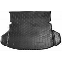 Резиновый коврик в багажник для Mazda CX-7 2006-2012 Avto-Gumm
