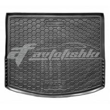 Резиновый коврик в багажник для Mazda CX5 2012-2017 Avto-Gumm