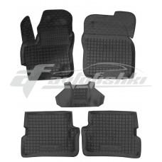 Резиновые коврики в салон для Mazda 3 2003-2009 Avto-Gumm