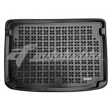 Коврик в багажник резиновый для Mini Clubman II 2017-... верхний, Rezaw-Plast