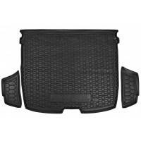 Резиновый коврик в багажник для Mitsubishi Eclipse Cross 2021-... Avto-Gumm
