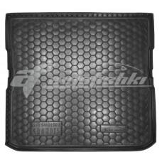 Коврик в багажник Mitsubishi Grandis (7 мест) (длинный) 2003-2011 Avto-Gumm
