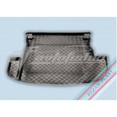 Коврик в багажник Mitsubishi Outlander III (без органайзера) 2012-... Rezaw-Plast