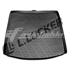 Коврик в багажник на Mitsubishi Outlander III (с органайзером) 2012-2020 Lada Locker