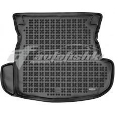 Коврик в багажник резиновый для Mitsubishi Outlander III (без органайзера) 2012-2021 Rezaw-Plast