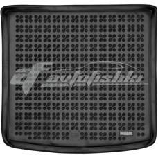 Коврик в багажник резиновый для Mitsubishi Outlander III (с органайзером) 2012-2021 Rezaw-Plast