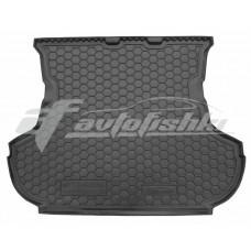 Коврик в багажник Mitsubishi Outlander XL (без сабвуфера) 2006-2012 Avto-Gumm