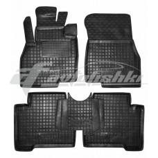 Резиновые коврики в салон для Mitsubishi Grandis (5 мест) 2003-2011 Avto-Gumm