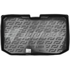 Коврик в багажник на Nissan Note I (нижний) 2005-2013 Lada Locker