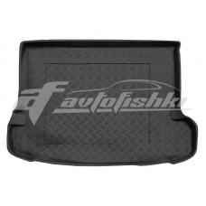Коврик в багажник Nissan Rogue II (7 мест) 2014-... Rezaw-Plast