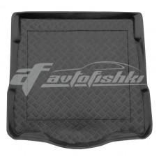 Коврик в багажник Nissan Rogue II (нижний) 2014-... Rezaw-Plast