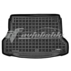 Коврик в багажник резиновый для Nissan Rogue II (верхний) 2014-... Rezaw-Plast