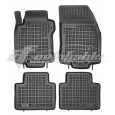 Коврики в салон резиновые для Nissan X-Trail III T32 2013-… Rezaw-Plast
