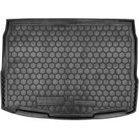 Резиновый коврик в багажник для Nissan Qashqai II 2014-… Avto-Gumm