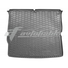 Резиновый коврик в багажник для Opel Zafira A 1999-2005 Avto-Gumm