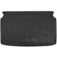 Резиновый коврик в багажник для Opel Mokka II (верхний) 2021-... Avto-Gumm