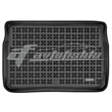 Коврик в багажник резиновый для Peugeot 208 I GTI Hatchback (хэтчбек) 2013-2019 Rezaw-Plast