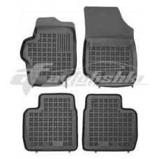 Коврики в салон резиновые для Peugeot 301 2012-... Rezaw-Plast