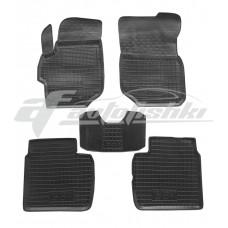 Резиновые коврики в салон для Peugeot 301 2012-... Avto-Gumm